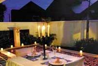 Bidadari Villas: Dining