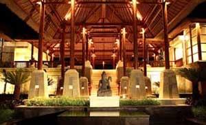 Ubud Village: Hotel