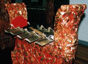 Gamelan Instrument
