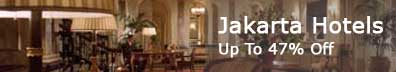 Jakarta Hotels: Up to 47% Off!